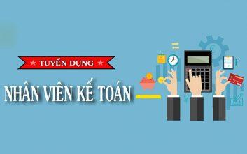 TOP CÁC VỊ TRÍ TUYỂN DỤNG NHÂN VIÊN KẾ TOÁN THÁNG 12 2017
