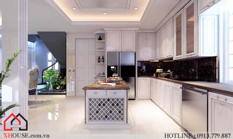 Thiết kế nội thất tân cổ điển đẹp 10