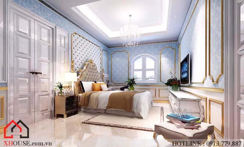 Thiết kế nội thất tân cổ điển đẹp 11