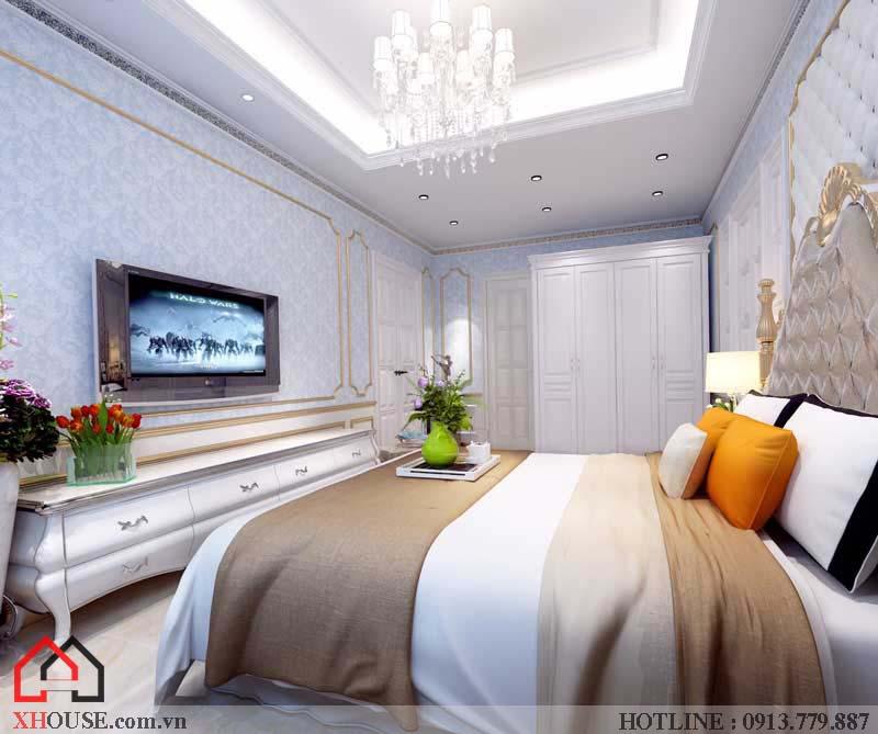 Thiết kế nội thất tân cổ điển đẹp 12
