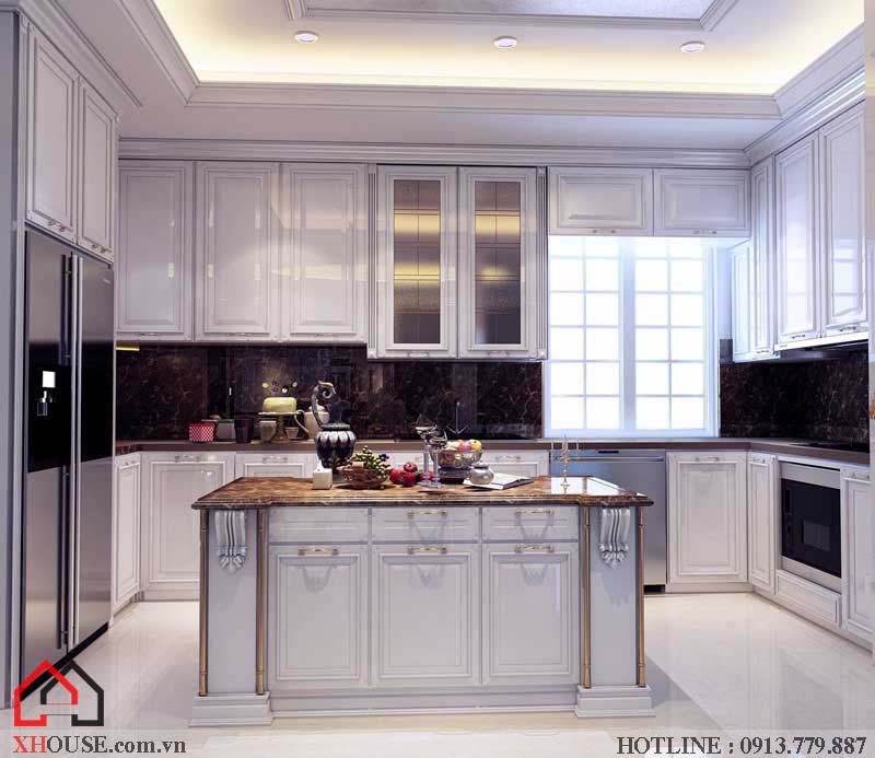 Thiết kế nội thất tân cổ điển đẹp 6