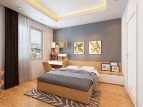 Mẫu nhà 5 phòng ngủ đẹp