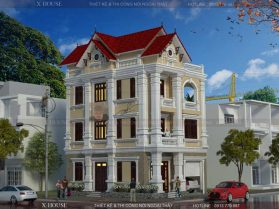 Thiet Ke Nha 3 Tang 90m2 Tan Co Dien 2