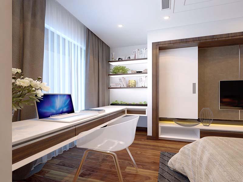 Thiết kế nội thất biệt thự hiện đại 11