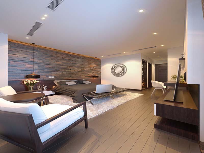 Thiết kế nội thất biệt thự hiện đại 13