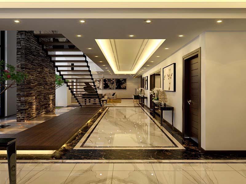 Thiết kế nội thất biệt thự hiện đại 16