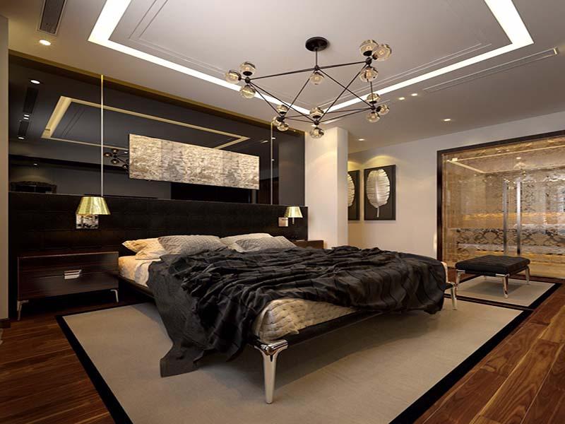 Thiết kế nội thất biệt thự hiện đại 3