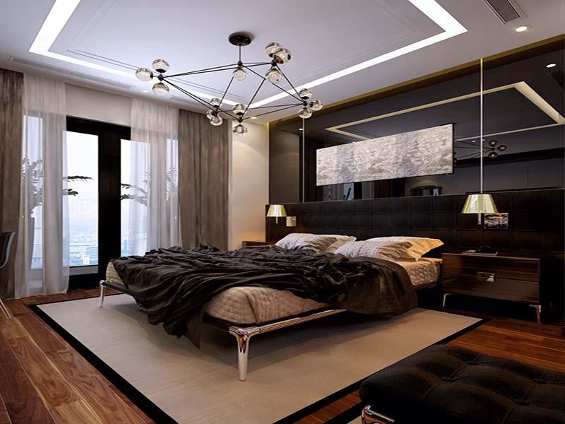 Thiết kế nội thất biệt thự hiện đại 5