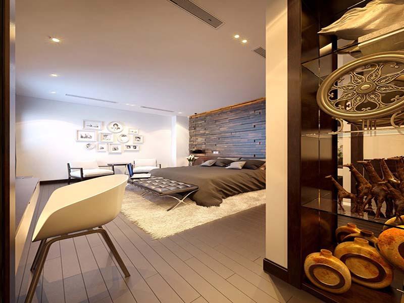 Thiết kế nội thất biệt thự hiện đại 8