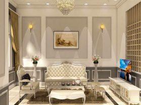 Thiết kế nội thất căn hộ 1 phòng ngủ 1