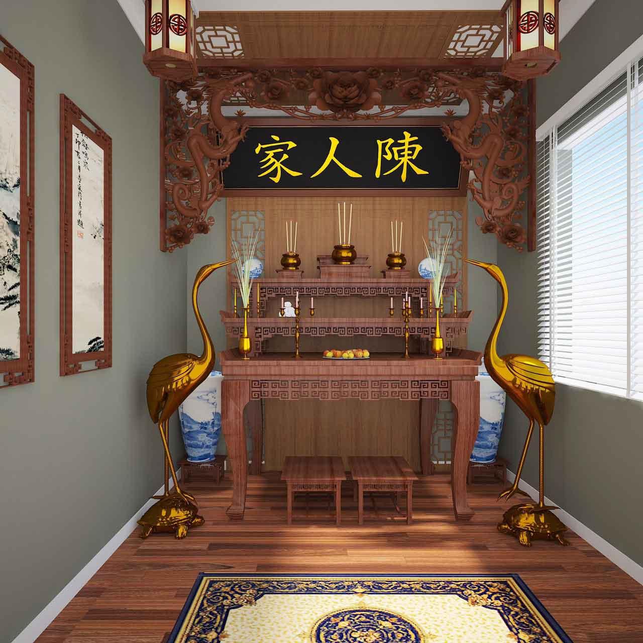 Thiết kế nội thất căn hộ 1 phòng ngủ 5