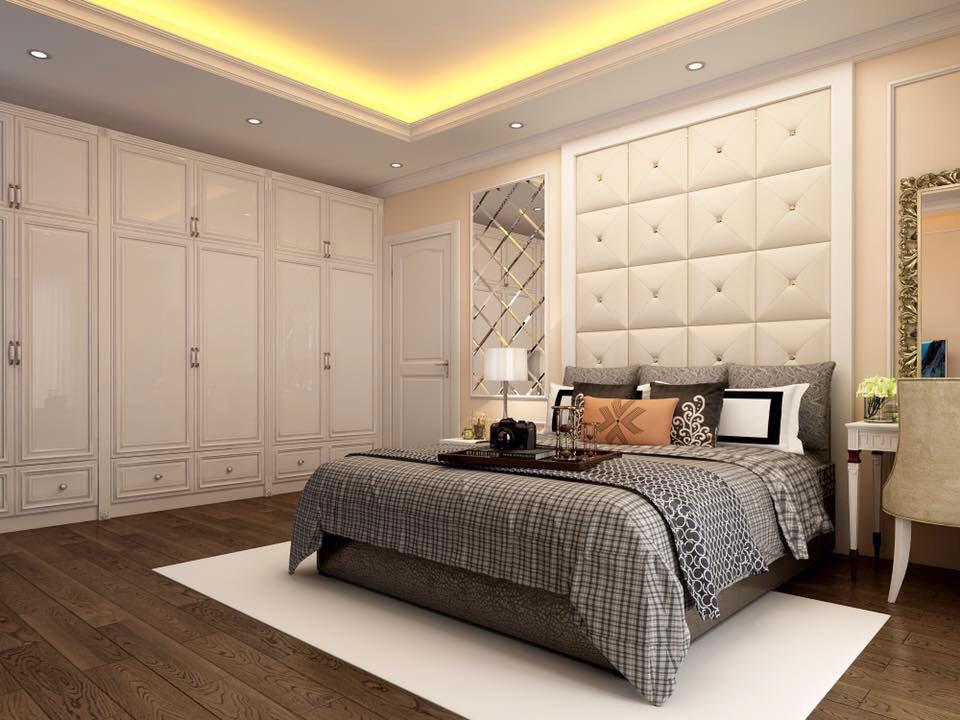 Thiết kế nội thất căn hộ 1 phòng ngủ 6