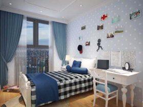 Thiết kế nội thất chung cư sang trọng 1