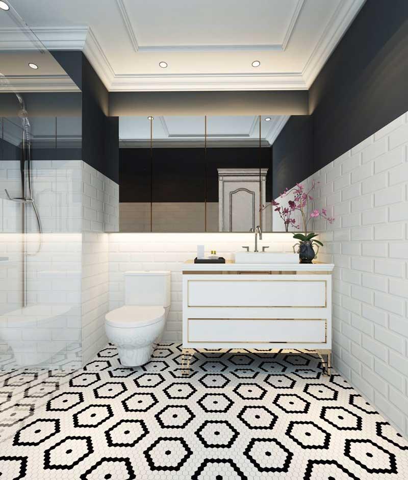 Thiết kế nội thất chung cư sang trọng 2