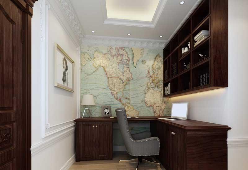 Thiết kế nội thất chung cư sang trọng 5