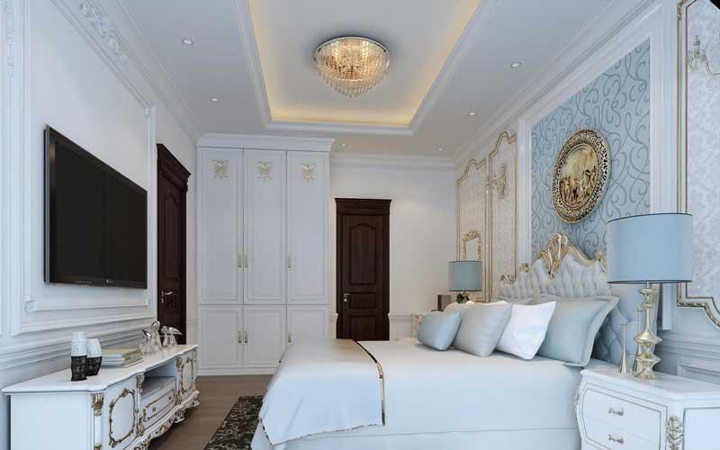 Thiết kế nội thất chung cư sang trọng 6