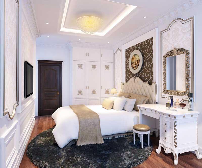 Thiết kế nội thất chung cư sang trọng 7