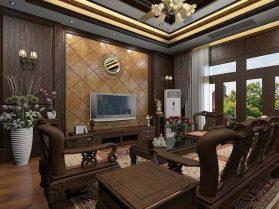 Thiết kế nội thất nhà biệt thự 4 phòng ngủ đẹp sang trọng