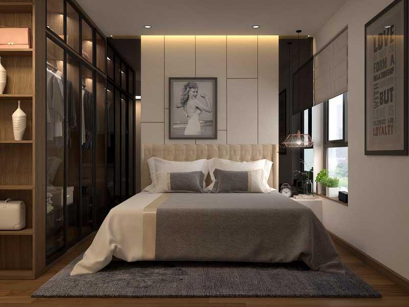 Thiết kế nhà biệt thự 4 phòng ngủ 8