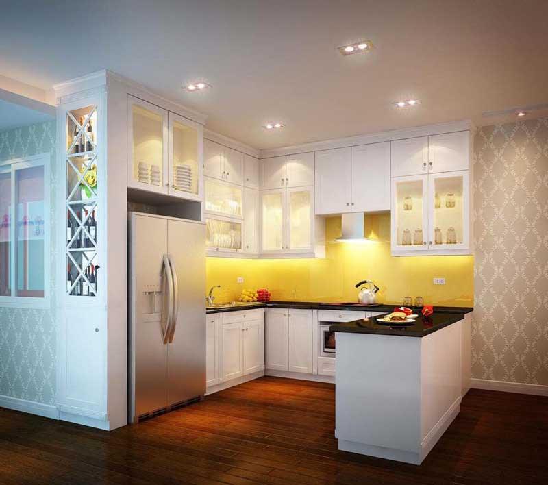 Thiết kế nội thất phòng khách tân cổ điển 7