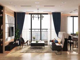 Thiết kế nội thất sang trọng 4