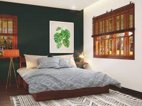 Thiết kế nội thất theo phong cách đồng quê 1