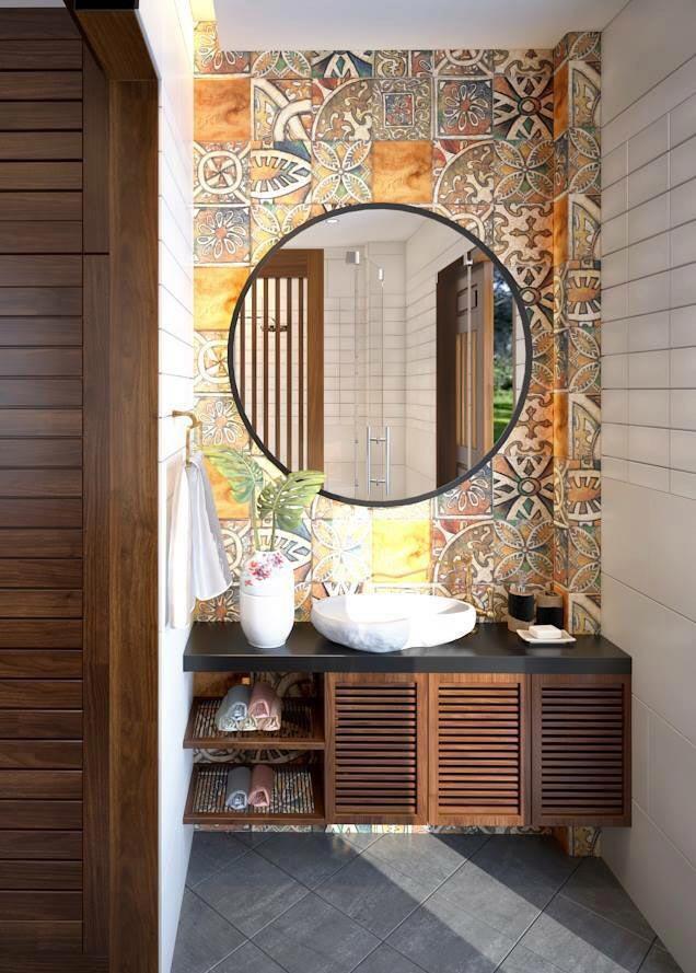 Thiết kế nội thất theo phong cách đồng quê 10