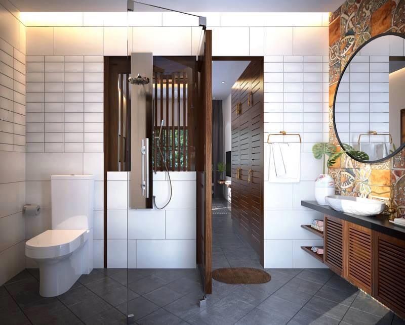 Thiết kế nội thất theo phong cách đồng quê 11