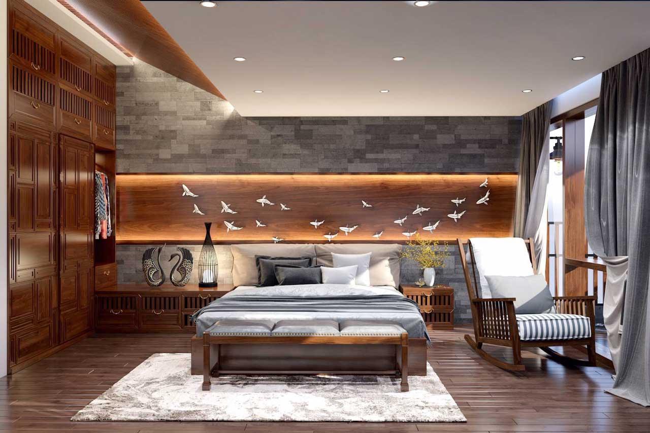 Thiết kế nội thất theo phong cách đồng quê 14