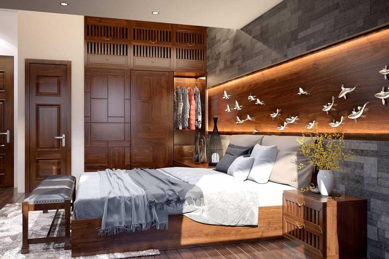 Thiết kế nội thất theo phong cách đồng quê 15