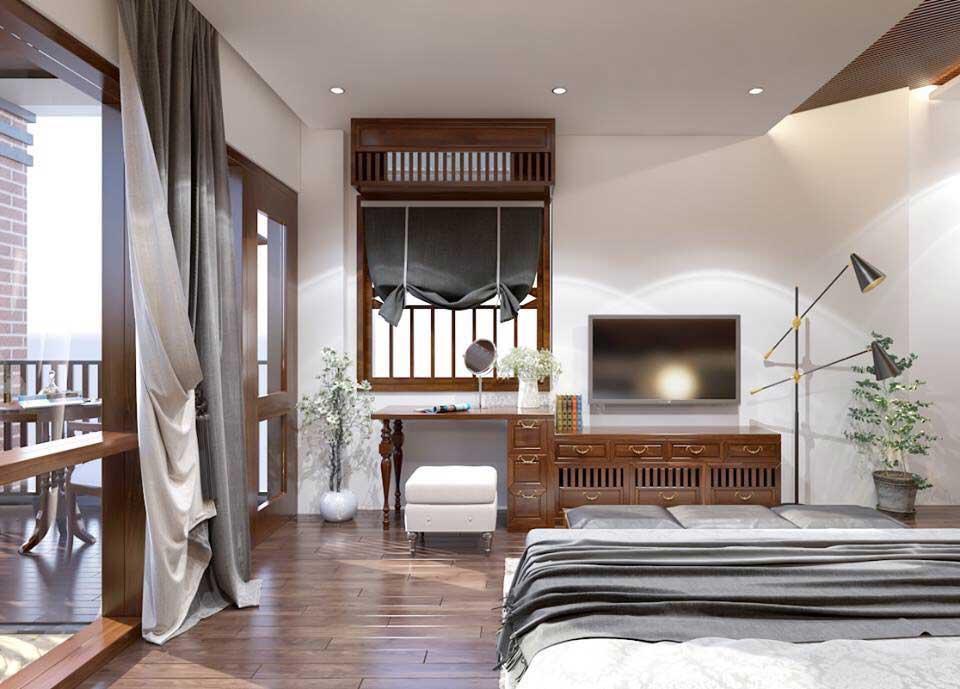 Thiết kế nội thất theo phong cách đồng quê 16