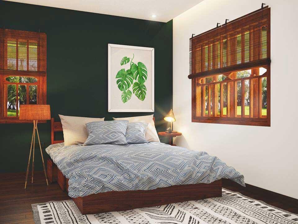 Thiết kế nội thất theo phong cách đồng quê 17