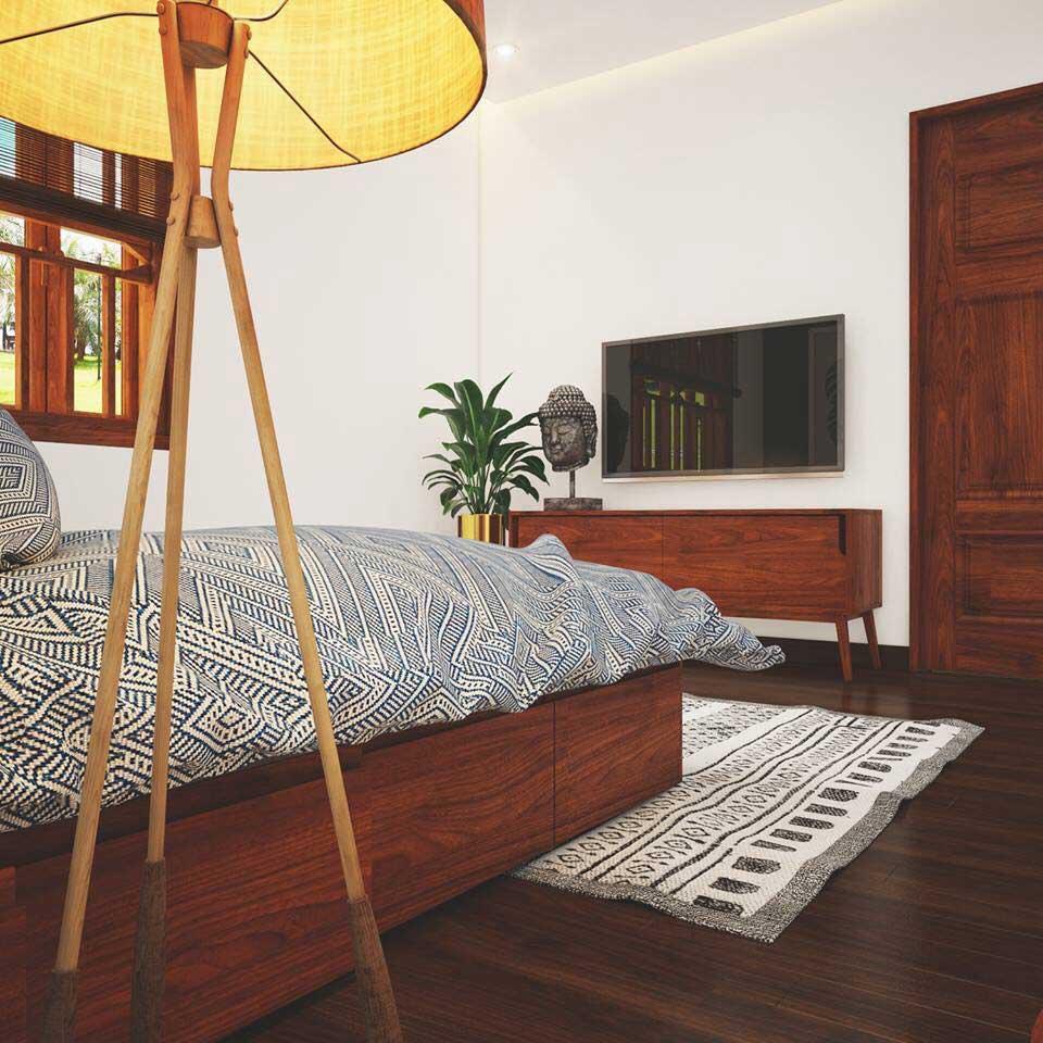 Thiết kế nội thất theo phong cách đồng quê 18
