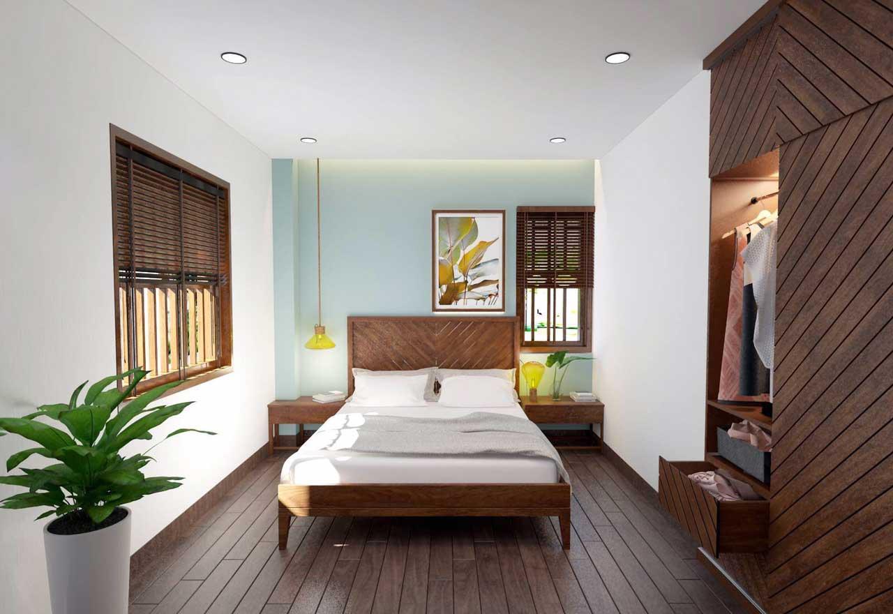Thiết kế nội thất theo phong cách đồng quê 19