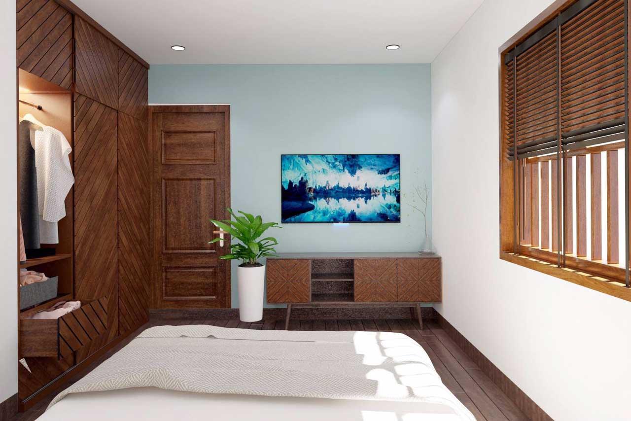 Thiết kế nội thất theo phong cách đồng quê 20