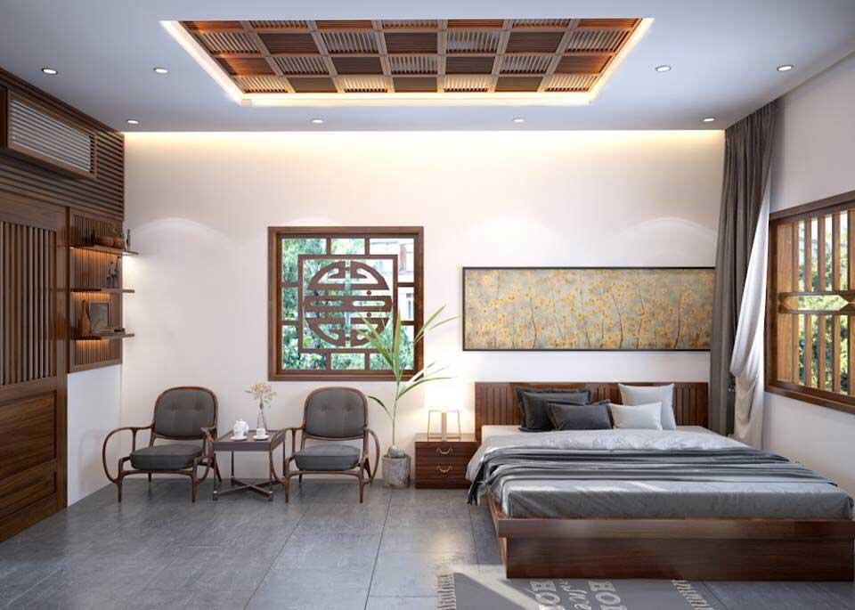 Thiết kế nội thất theo phong cách đồng quê 21