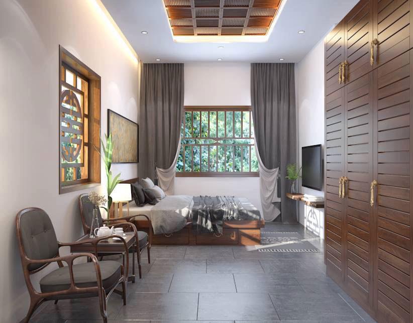 Thiết kế nội thất theo phong cách đồng quê 3