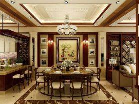 Thiết kế nội thất theo phong cách tân cổ điển 1