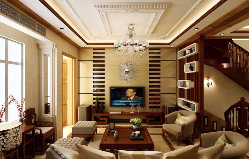 Thiết kế nội thất theo phong cách tân cổ điển 4