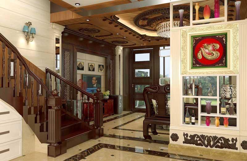 Thiết kế nội thất theo phong cách tân cổ điển 5