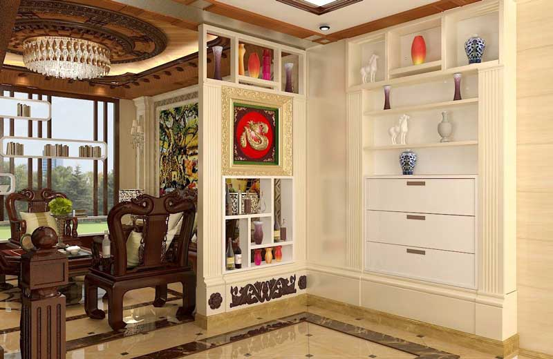 Thiết kế nội thất theo phong cách tân cổ điển 6