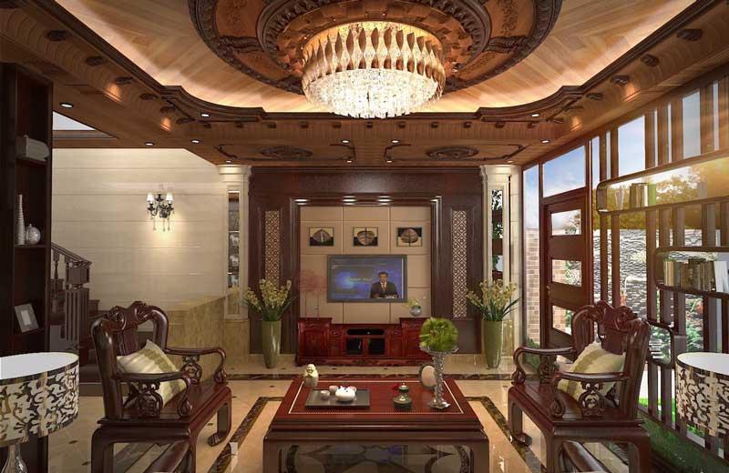 Thiết kế nội thất theo phong cách tân cổ điển 7