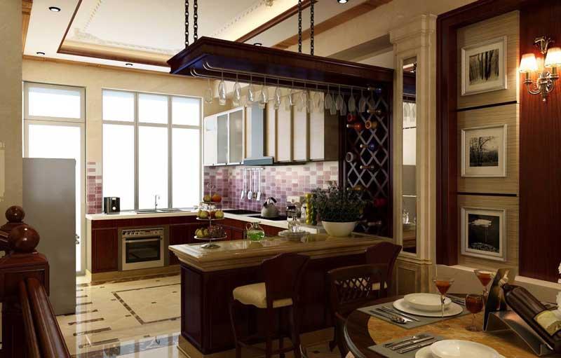 Thiết kế nội thất theo phong cách tân cổ điển 8