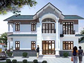BT1243 Biệt Thự 2 Tầng Mái Thái (1)