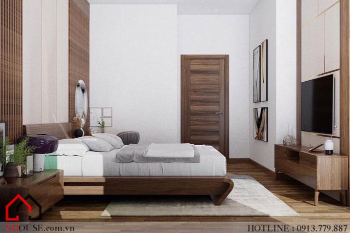 Tư vấn thiết kế mẫu biệt thự 3 phòng ngủ 11