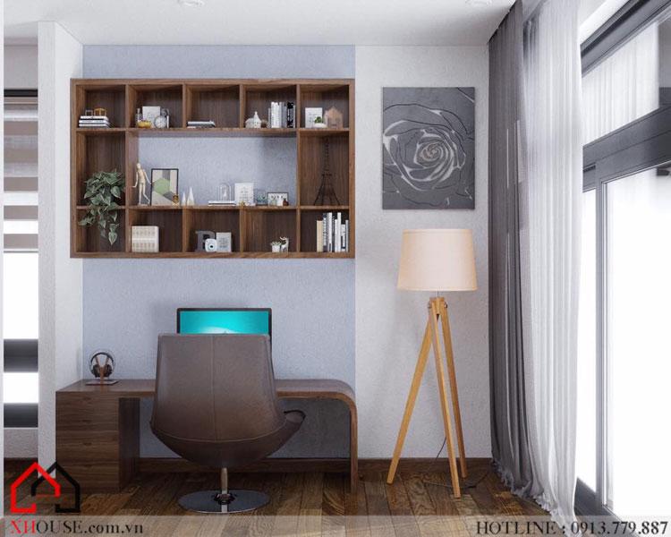 Tư vấn thiết kế mẫu biệt thự 3 phòng ngủ 15