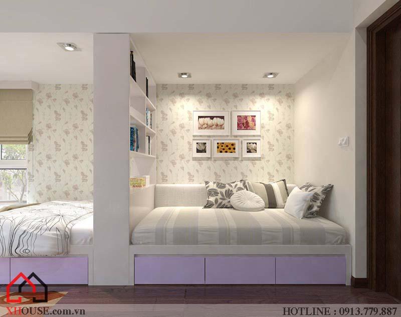 Thiết kế mẫu biệt thự đơn lập đẹp 17