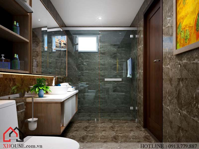 Thiết kế nhà chung cư hiện đại 12
