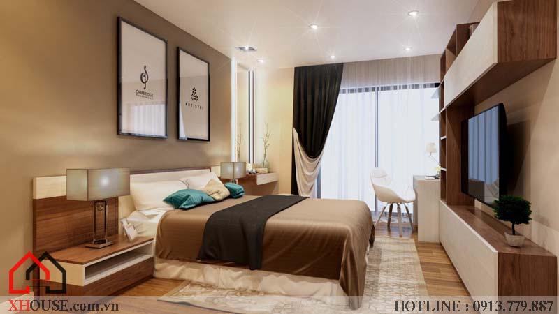 Thiết kế nhà chung cư hiện đại 15