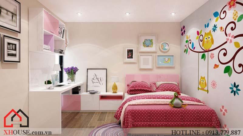 Thiết kế nhà chung cư hiện đại 20